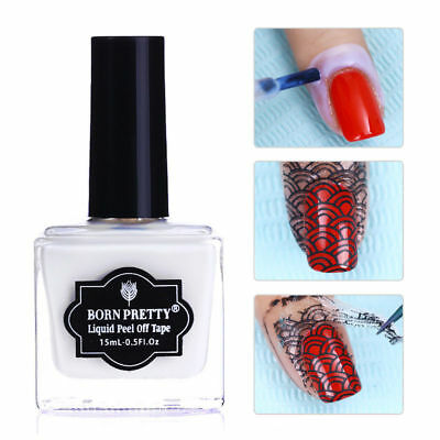 2Bottles Nail Art Latex Skin Protect Coat Nail Protect Polish Liquid Peel - Wholesale Liquid Latex