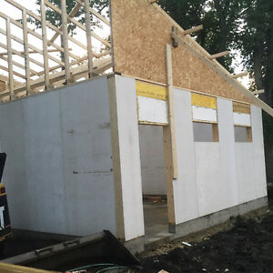 Structural Insulated Panel Wall system Moose Jaw Regina Area image 5