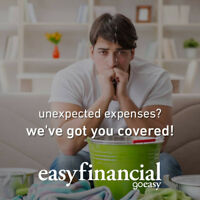 Easy Financial now offering Secured Loans up to $25,000