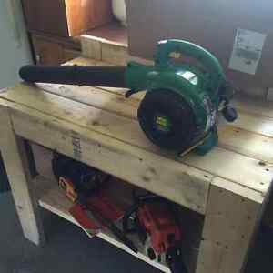 Weed Eater gas leaf blower