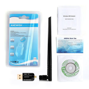 Dual Band WIFI Usb Adapter 5ghz