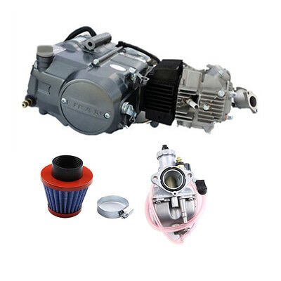 125CC Manual Clutch 4 Stroke Engine Motor kit ATV Dirt Bike Quad For Honda CRF50