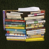 Lots and Lots of Diet Books to Choose From with Crazy Prices
