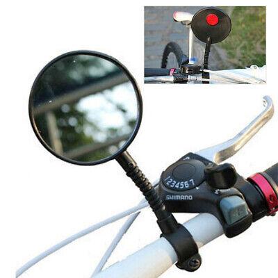 1Pair Bicycle Handlebar Mirror Bicycle Mountain Road Bike Rearview N#S7