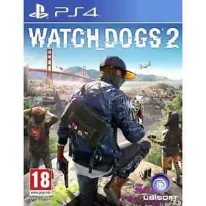 Watch dogs 2 for resident evil 7 ps4