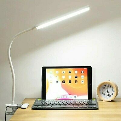 Folding USB Desk Lamp Eye Protection Rechargeable Light For Bed Reading Working