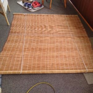 Wicker Roll-up Blinds