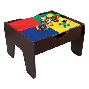 KIDSCRAFT LEGO TABLE FOR SALE.