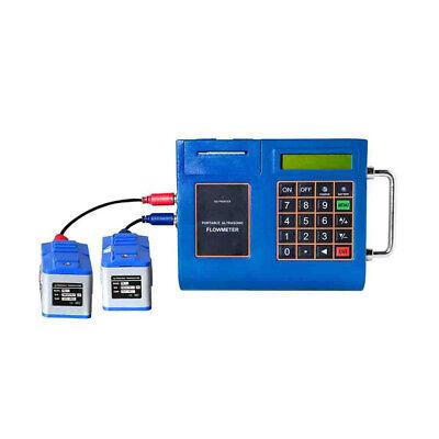 Ultrasonic Flowmeter With Printer Dn300-6000mm Liquid Flow Inspection Tl-1