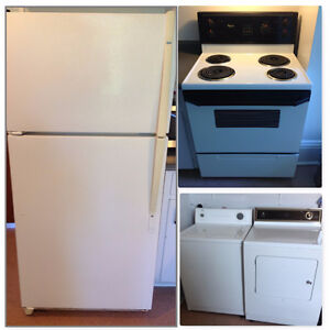 4 articles, incl WHIRLPOOL 30'' X 48'' excellente condition 150$