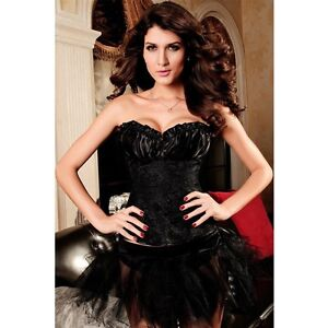 Sexy Strapless Women Corset small Lingerie Top