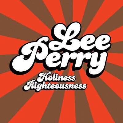 Lee Scratch Perry(Vinyl LP)Holiness Righteousness-Secret-SECLP125-UK-2015-M/M