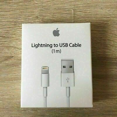 Orignal 1m Cable Usb LIGHTENING SYNC Charger Wire For Apple iPhone 5,6,7,8