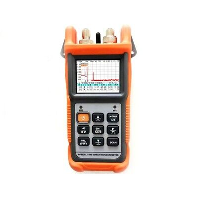 LCD OTDR Optical Time Domain Reflectometer Optical Power Meter 1310nm/1550nm