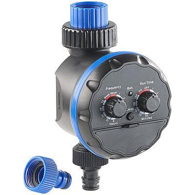 Bewässerungstimer: Elektronische Bewässerungsuhr, bis 7