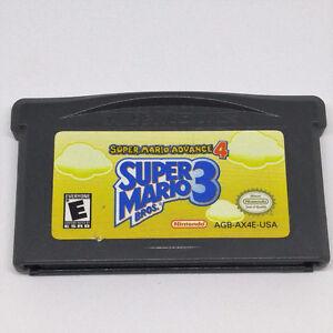 Super Mario 3 (Super Mario Advance 4)