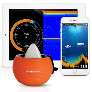Portable Fish Finder - bluetooth, Brand new in package.