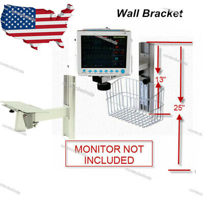 Wall Mount Medical Wall Stand Bracket Holder For Contec Patient Monitor Newest