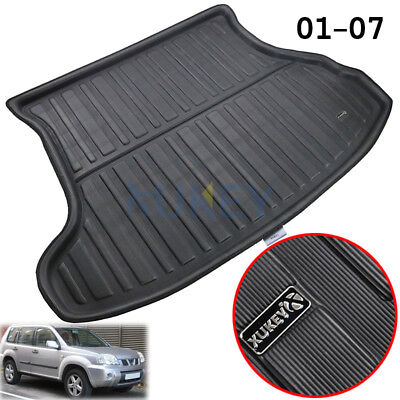 2007 Nissan X-trail Cargo - For Nissan X-Trail XTrail T30 01-07 Rear Cargo Trunk Mat Boot Liner Floor Tray