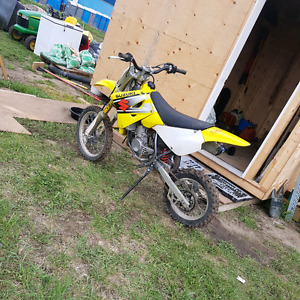 Trade my bored rm85 for a 4 stroke