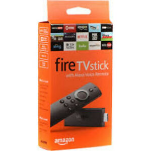 brand new amazon fire tv stick 2nd gen , works great for kodi