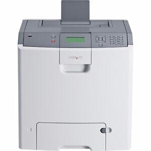 Lexmark C736dn Color Laser Printer