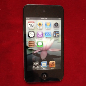 Apple iPod Touch 16Gb, Silver, 4th Gen (A1367)