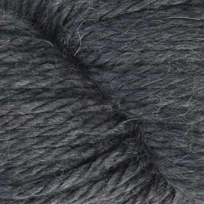 Ella Rae ::Cozy Alpaca Chunky #502:: alpaca acrylic yarn 25% OFF! Charcoal -