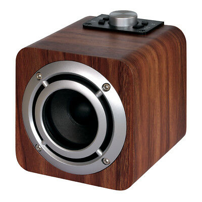 Dynavox Cube i3 Bluetooth Lautsprecher Box mit AUX Radio SD Handy Tablet #7547
