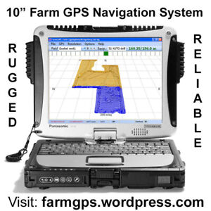 """GPS guidance systems 10 to 15"""" with RTK & autosteer support"""