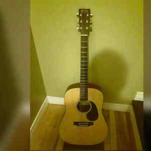 Martin DRS2 - Solid Wood Acoustic/Electric  St. John's Newfoundland image 1
