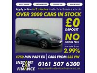 Volkswagen Golf 2.0TDI ( 184ps ) ( BMT ) DSG 2015MY GTD FROM £111 PER WEEK