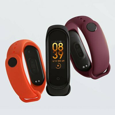 Xiaomi Mi Band 4 Smart Bracelet Watch Activity Tracker in Black EU Stock comprar usado  Enviando para Brazil