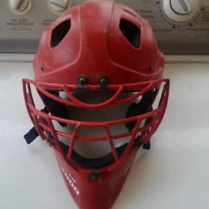 Complete Baseball Catcher Equipment