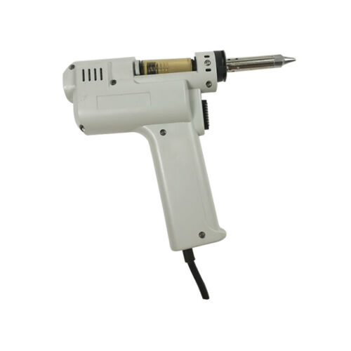 110V  Portable Electric TIn Gun Disassembly Of Various Electronic Components