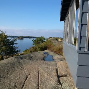 Pointe au Baril  Cottage 2 Bedroom on the hill