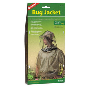 Quality; brand new BUG Jacket and head and face covering