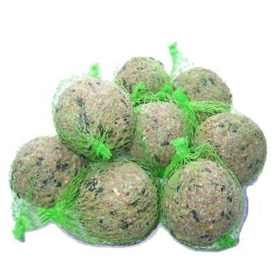 8 Pack High Energy Mix Wild Bird Fat Balls