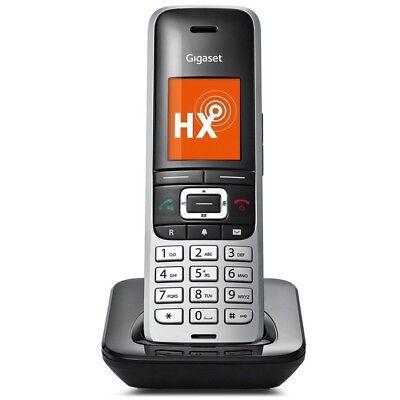 Gigaset S850HX platin/schwarz Mobilteil für FRITZ!Box, Speedport und Co.