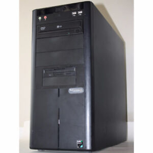 TouchSystems Desktop PC AMD Dual Core 2.91GHz 4GB RAM 80GB DVDRW