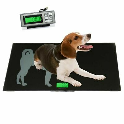 Veterinary Pet Scale With Remote Display 330lb X 0.1lb Tree Lc-vs 300 Livestock