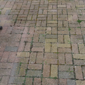 Roof cleaning, driveway and patio pressure washing