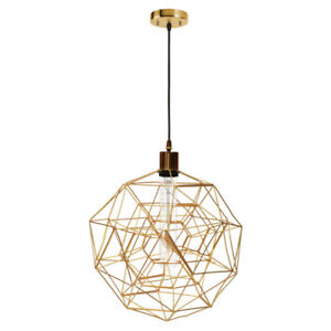 Modern Geometric Pendant Light - BRAND NEW!