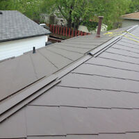 Book your FOREVER Roof now! Metal roofing & metal Siding