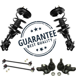 Brand New Shocks Strut Springs Control Arm Ball Joint Link