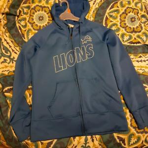 Women's NFL hoodie size med