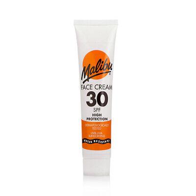 Malibu Cara Crema Solar Alta Protección SPF 30 40ml