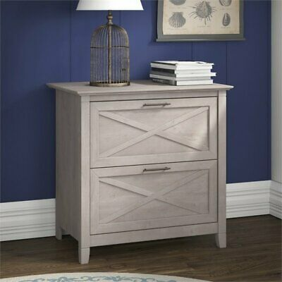 Scranton Co Lateral File Cabinet In Washed Gray