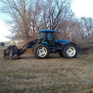 Tractor for sale, TV140 Ford New holland