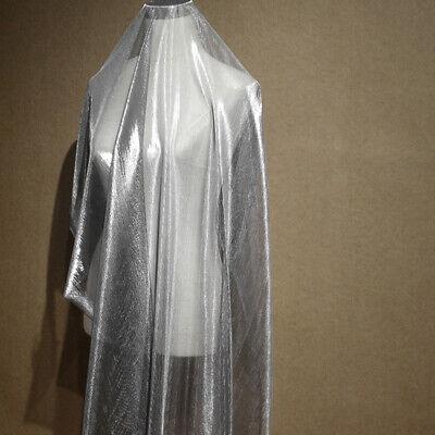 90cm Durchsichtig Grau Netzstoff DIY Tanz Hochzeit Kostüm Material Foto Stütze
